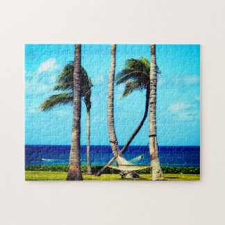 Heavenly Tropical Relaxation Puzzles