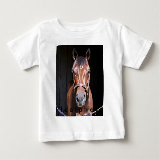 Heavenly View-Filly Baby T-Shirt