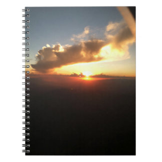 Heavenly View Notebook