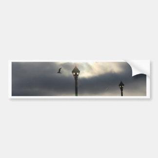 Heaven's  Door Bumper Sticker