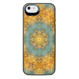 Heavens Flower Mandala iPhone SE/5/5s Battery Case