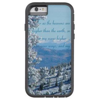 """Heavens Higher""-Mountain iPhone Case"