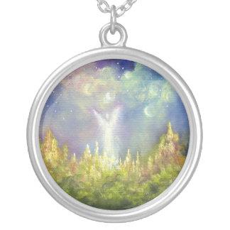 Heavens Little Angel Necklace