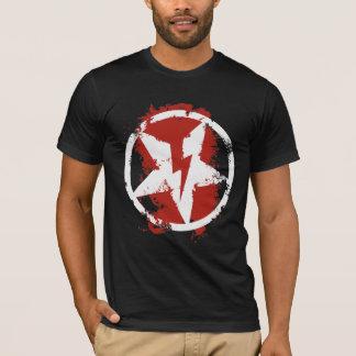 Heaven's Militia (distressed) T-Shirt