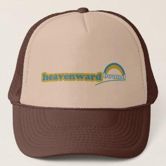 Heavenward Bound Christian retro hat