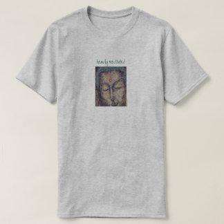Heavily Meditated Buddha Men's T-Shirt