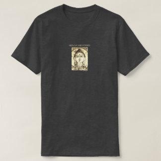 Heavily Meditated Buddha Watercolor T-Shirt