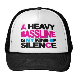 Heavy Bassline Mesh Hats