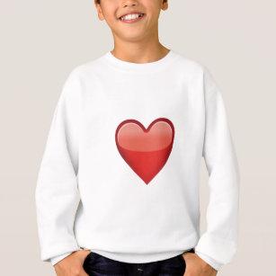 ce0927880a0a Heavy Black Heart Emoji Clothing - Apparel