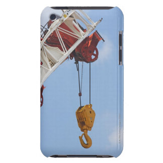 Heavy construction equipment barely there iPod cover