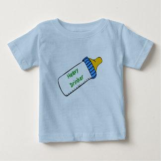 Heavy Drinker infant tee