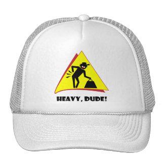 HEAVY DUDE 8 CAP