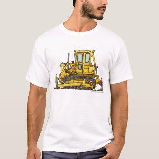 Heavy Duty Bulldozer Dirt Mover Construction Appar T-Shirt