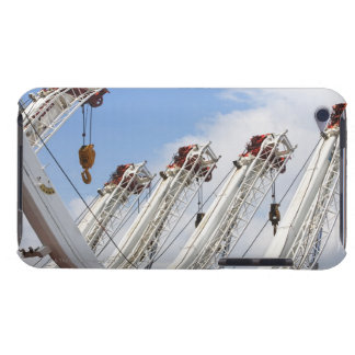 Heavy equipment barely there iPod cases