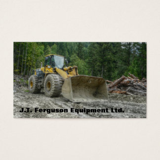 Heavy Equipment Machinery Land Clearing Tractor