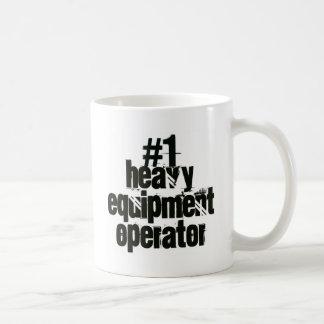 Heavy Equipment Operator Coffee Mug