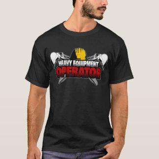 Heavy Equipment Operator T-Shirt