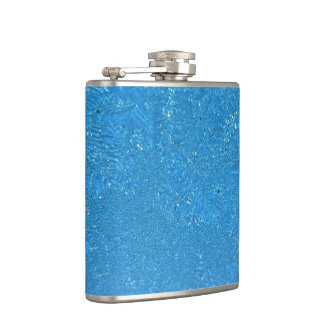 Heavy Frost Hip Flask