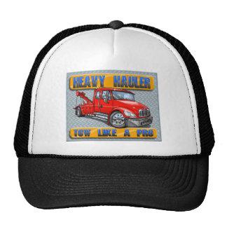 Heavy Hauler Tow Truck Cap