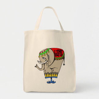 Heavy Life Tote Bag