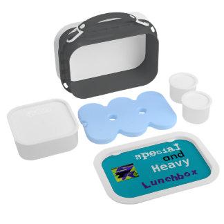 Heavy lunch box