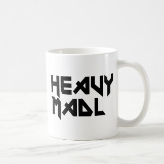 Heavy Madl Coffee Mug