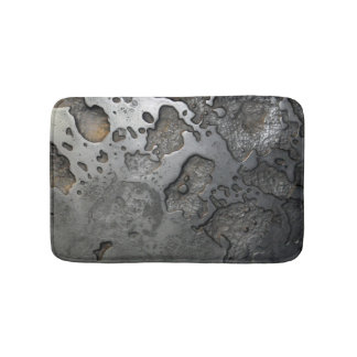 Heavy Metal Bath Mat