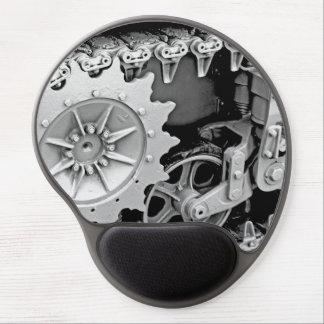 Heavy Metal Gel Mouse Pad