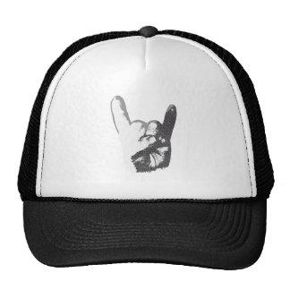 Heavy Metal Hand Sign Cap