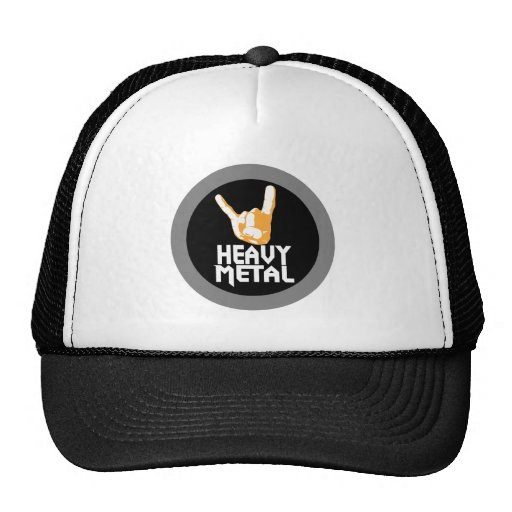 Heavy Metal Hat
