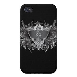 Heavy Metal Horns iPhone 4 Case