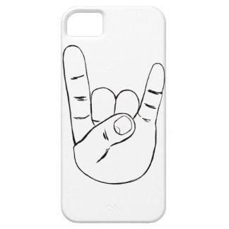 Heavy Metal Horns iPhone 5 Case