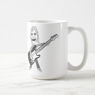 Heavy Metal Maniac Mug
