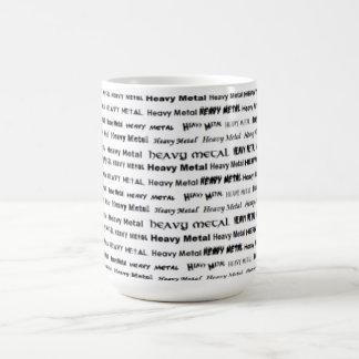 Heavy Metal Mug
