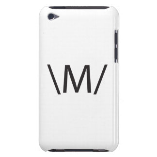 Heavy Metal Music ai iPod Touch Cover