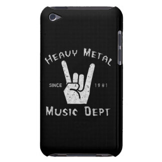 Heavy Metal Music Department iPod Touch Cover