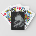 Heavy Metal Music Guitars Skull Playing Cards Bicycle Poker Cards