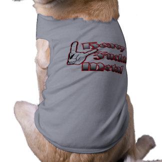 Heavy Metal Pet Clothing