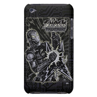 Heavy Metal Robot iPod Touch Case-Mate Case