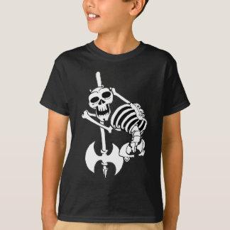 Heavy Metal Skeleton T-Shirt