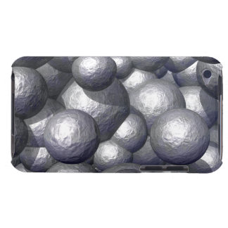 Heavy Metal Spheres iPod Touch Case