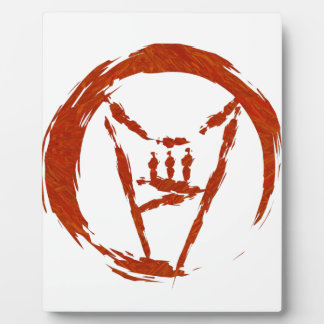 Heavy Metal Universe Logo Plaques