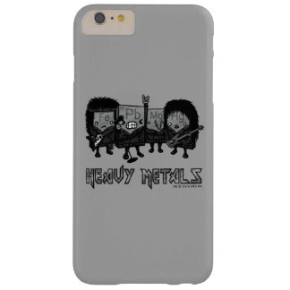 Heavy Metals Barely There iPhone 6 Plus Case