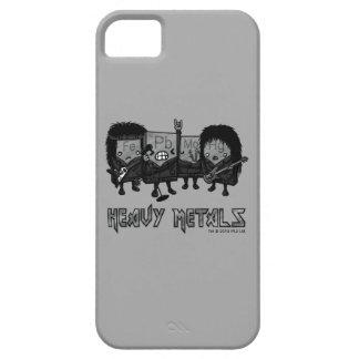 Heavy Metals iPhone 5 Case