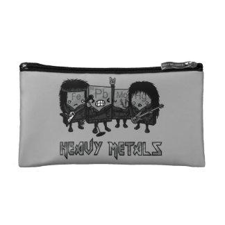 Heavy Metals Makeup Bag