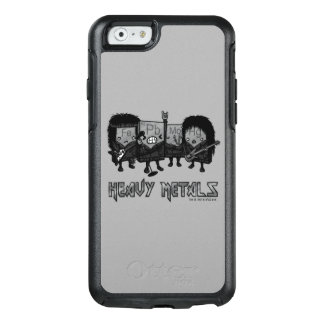 Heavy Metals OtterBox iPhone 6/6s Case