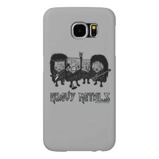 Heavy Metals Samsung Galaxy S6 Cases