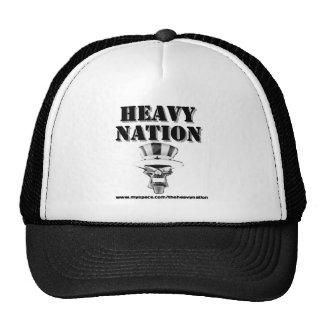 Heavy Nation Stuff Mesh Hats