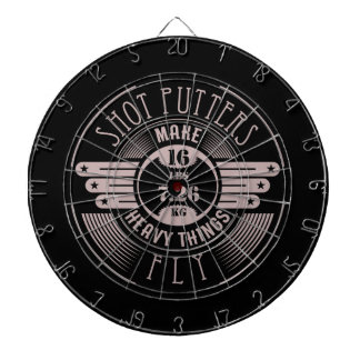 heavy things that fly 2 dartboard