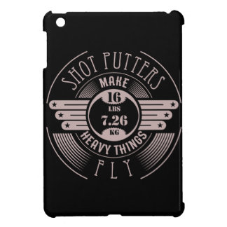 heavy things that fly 2 iPad mini case
